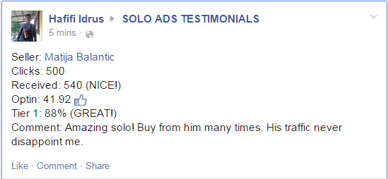 mlm solo ads